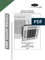 IOM Cassette Hidronico_40HK D 09 13 (View)