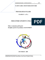 10 - Dans Sportiv - Cls. 1-4