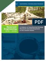 Geothermal History 3 Engineering