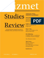 Hizmet Studies Review