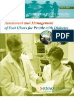 536 BPG Assessment Foot Ulcer