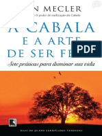 A Cabala e a Arte de Ser Feliz (Ian Mecler)