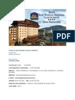 BCM - proiect finante