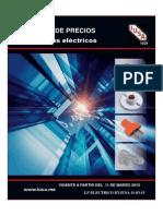 Iusa Productos Electricos 11 Mzo 2015
