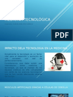 Medicina Tecnológica