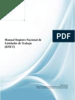 Manual RNET