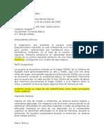 Informe Pili