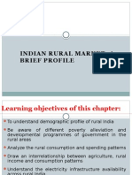 Chapter 2 Indian Rural Market a Brief Profile