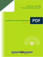 2012 Políticas Públicas & Desigualdades en Salud & Gradiente Social en Europa