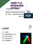 Laser en Automatizacion