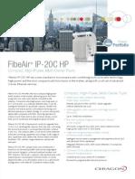 Ceragon FibeAir IP-20C HP ETSI Rev 1 0