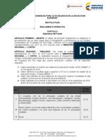 Reglamento Operativo SER PILO PAGA