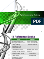 Agile Leadership Courseware