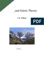 libbro de teoria de galois