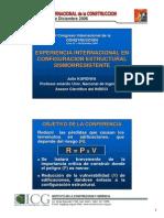 Configuracion Estructural Sismoresistentes