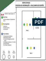 Mapa de Risco Nti - UFAL