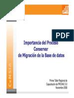 4 Importancia de La Migracion