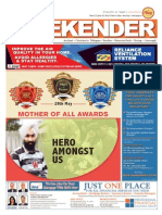 Indian Weekender 22 May 2015