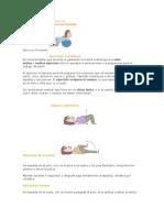 ejercicios prenatales