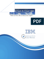 2010.02.05 - Livret Promotionnel - Forum SaaS Et Cloud IBM - Club Alliances