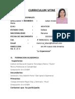 Curriculum Vitae2 Laban