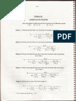Formulas de Wilburg Rigideces