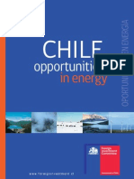 Chile Oportunities in Energy