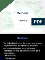 Memoria y olvidos