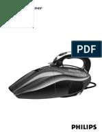 Usisavač upute - FC604801