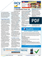 Pharmacy Daily for Fri 22 May 2015 - New rego standards, Blackmores, Adherence, PBN, Events and much more