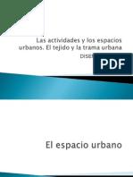 (1)Actividades y Trama Urbana