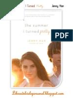 1. El verano en que me enamoré - Jenny Han..PDF