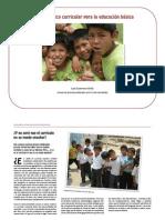 Nueva Política Curricular Para La EducaGFGFDcion Basica-Dossier %28Luis Guerrero 2014%29-1