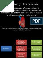 cardiomiopatias y miocarditis