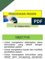 PENDIDIKAN PASIEN -2
