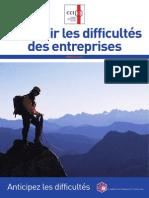difficultés des entreprises