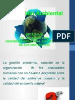 Clase 1. Introducion a Gestion Ambiental (1)