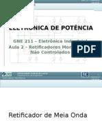 EP Aula2 - Retificadores Monofasicos