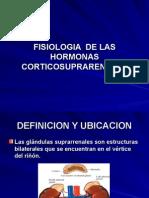 Fisiologia - Suprarrenal