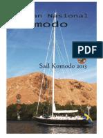 Booklet Sail Komodo 2013