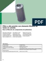 Filtros de Aceite y Combustible Completos