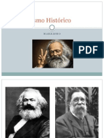 Karl Marx - Materialismo Histórico