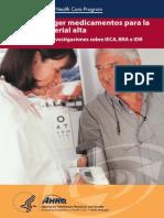 Cómo escoger medicamentos para la hipertensión.pdf