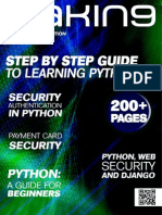 Hakin9_Practical Protection - Step by Step Guide to Learning Python 2014