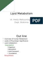 Metab Lipid FK 2014