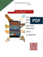 Plan Lector Institucional 2015.Docx