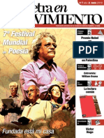 Revista, Letra en Movimiento