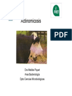 ACTINOMICOSIS 2013