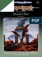 TSR 9294 DLA3 Dragons Rest