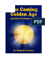 """Introduction to """"The Coming Golden Age and How to Prepare for it"""""""